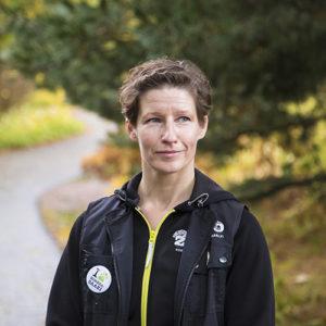 Sanna Hellström.