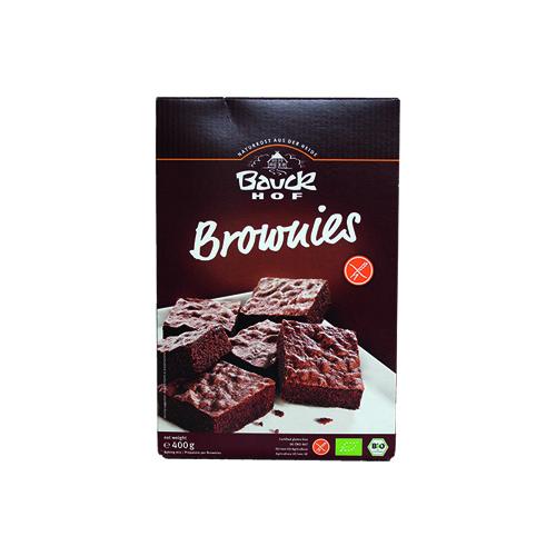 Bauck Brownies.