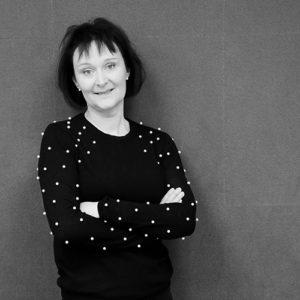 Suomen eläinoikeusjuristien hallituksen puheenjohtaja Birgitta Wahlberg.