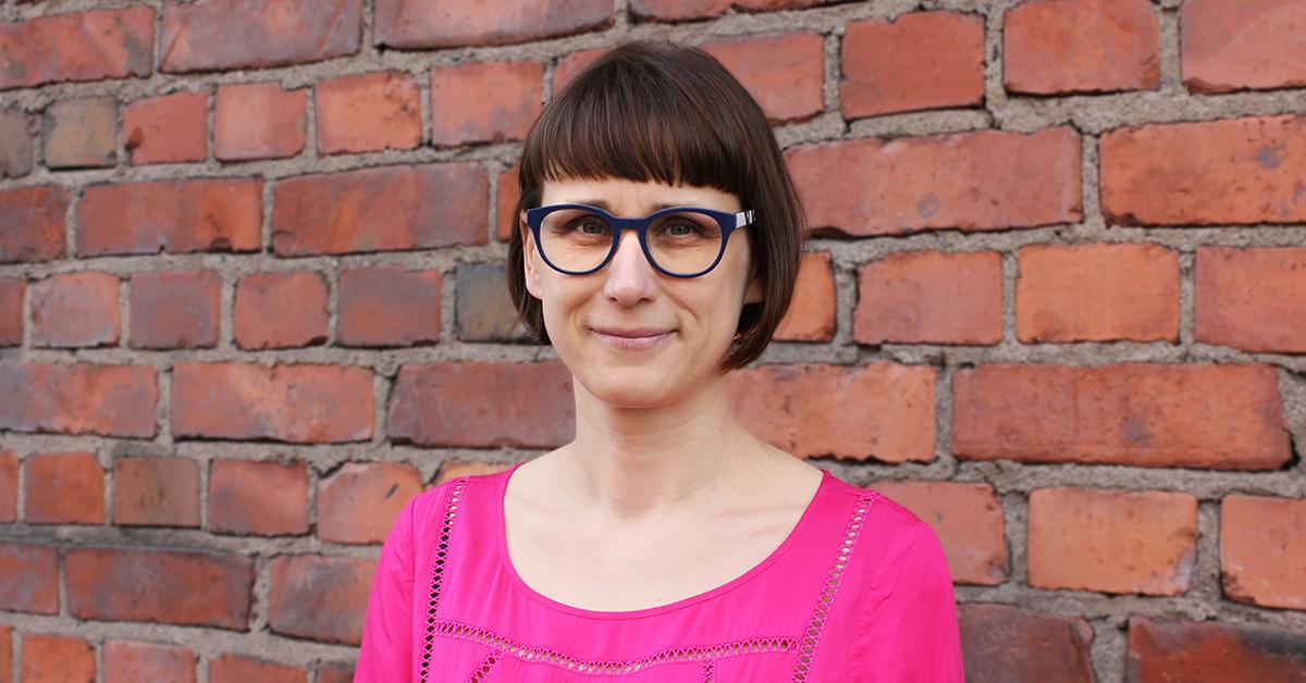 Heidi Kivekäs.