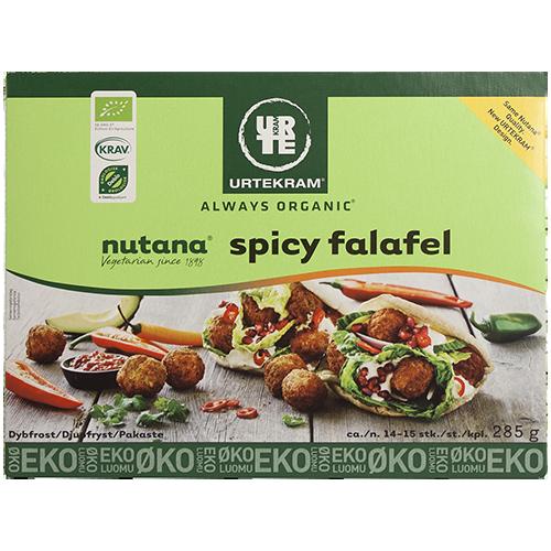 Urtekram Nutana Falafel Spicy.