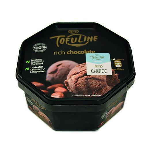 Tofuline Rich Chocolate.